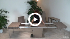 Ares Mega - Space Saving Table - Milano Smart Living