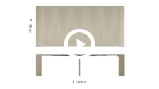 MINUETTO Table - Milano Smart Living