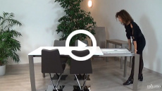 Teorema - Space Saving Table - Milano Smart Living