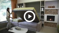 STORAGE - Wall Bed - Milano Smart Living