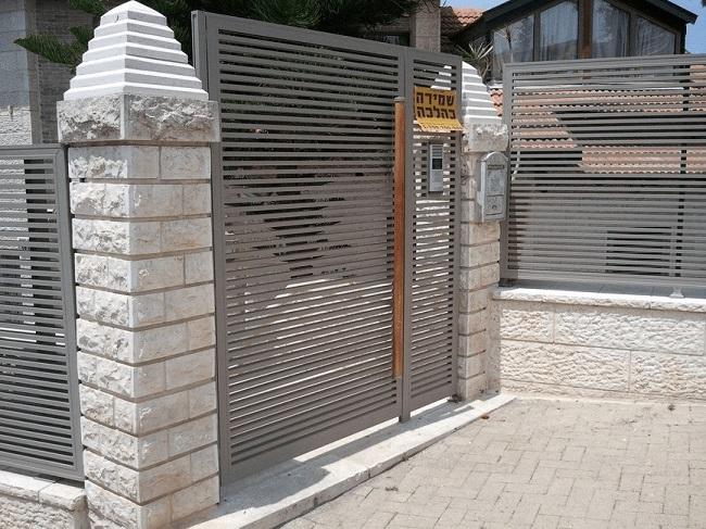 מודרני תיקון שערים חשמליים - סנפיר BL-47