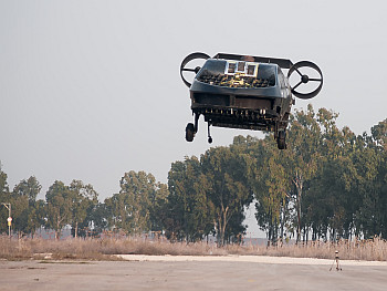 "PRESS RELEASE - Tel Aviv, 30 December 2015  ""AirMule successfully completed its first autonomous, untethered flight"""